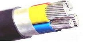 کابل 120+240*3 آلومینیومی سه فاز استاندارد