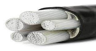 کابل آلومینیومی 25*5 سه فاز استاندارد